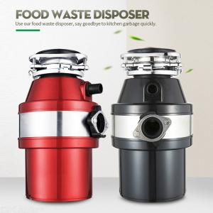 Food Waste Disposer Residue Garbage Processor Kitchen Appliance
