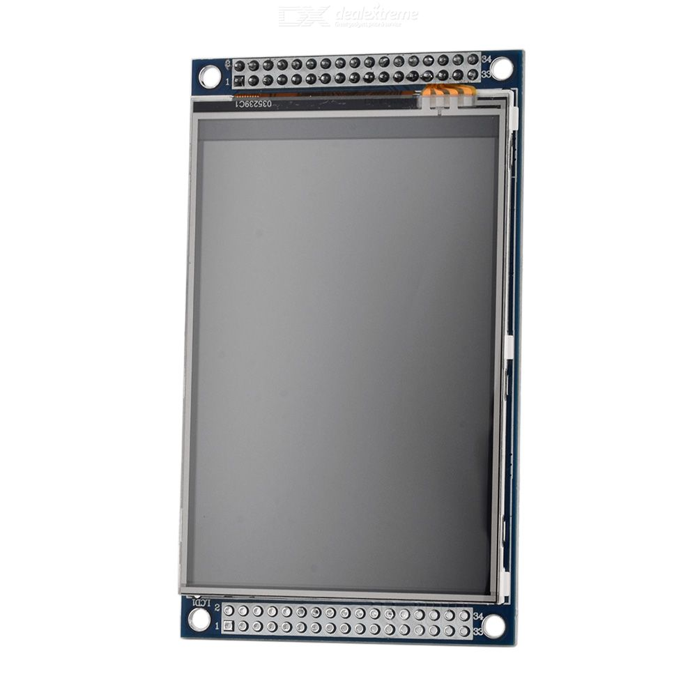 Smart-Electronics-35-Inches-TFT-Touch-Screen-LCD-Module-Display-320*480-with-PCB-Adapter-35-320x480-for-Arduino-DIY-Kit-colorful