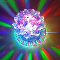 Glass-Mirror-Disco-RGB-LED-Lamp-Rotation-DJ-KTV-Bars-Home-Party-Stage-Light