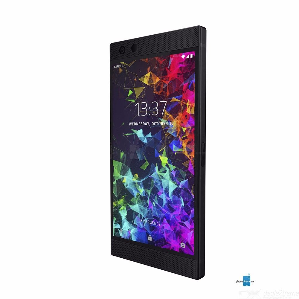 Razer 2 Octa-Core 5.7quot Android Smart Phone With 8GB RAM, 64GB ROM Single SIM Card With 4000mAh Battery - Black