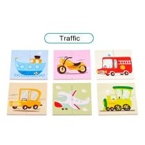 24PCS-Educational-Wooden-Pegged-Puzzles-For-Toddler-Cartoon-Transportation-Learning-Jigsaw-Set