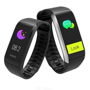 KR02 IP68 Waterproof Smart Bracelet Fitness GPS Smart Band Heart Rate Monitor Watch Activity Tracker For Android IOS
