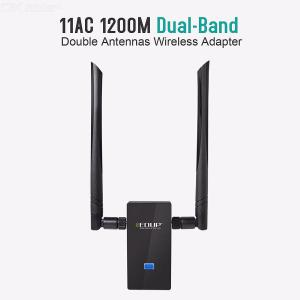 EP-AC1605 Dual Band 1200Mbps 2.4/ 5GHz Dongle Wireless USB WiFi Adapter Antenna Network Card