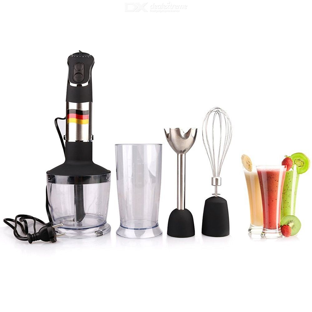 Immersion-Powerful-Smart-Speed-Control-Hand-Blender-Set-4in1-Handheld-Stick-Food-Mixer
