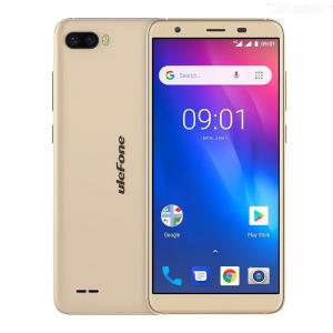 Ulefone S1Pro Android 8.1 MT6739 3000mAh Battery 5.5 Inch Dual SIM Card 189 Screen 4G Phone 1GB RAM 16GB ROM