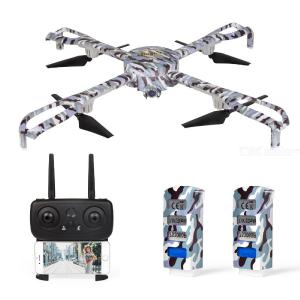 IDEA 9 Foldable GPS Photography Drone With 2 Batteries