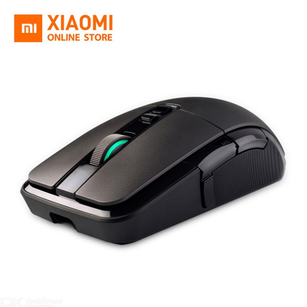 Xiaomi Wired Gaming Mouse Ergonomic 6-button Game Mice W/ 1PC Charging Cable 1PC USB Plug