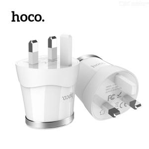 Hoco C37B 5V/2.4A Portable USB Travel Charger For IPHONE