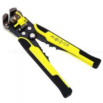 JX1301-Cable-Wire-Stripper-Cutter-Crimper-Automatic-Multifunctional-TAB-Terminal-Crimping-Stripping-Plier-Tool-Yellow