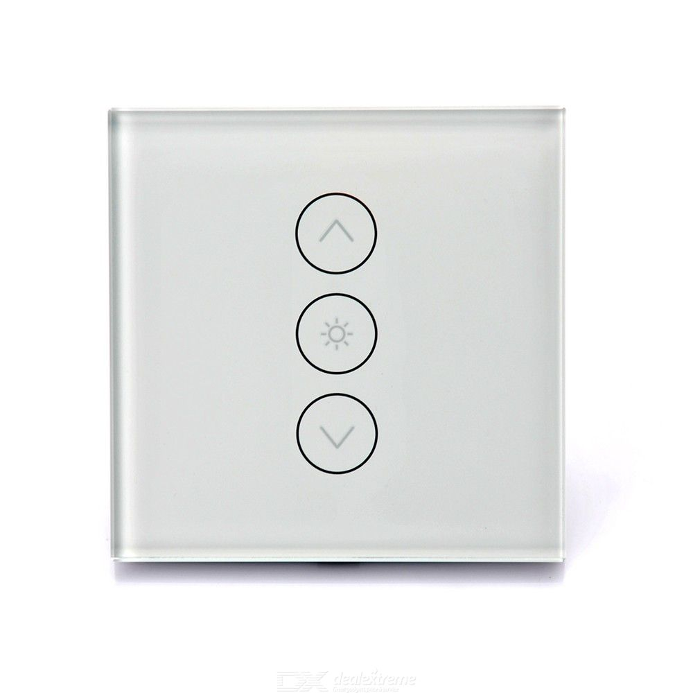 Smart-Light-Switch-WiFi-In-wall-Controller-With-Remote-Control-Timer-EU-Plug