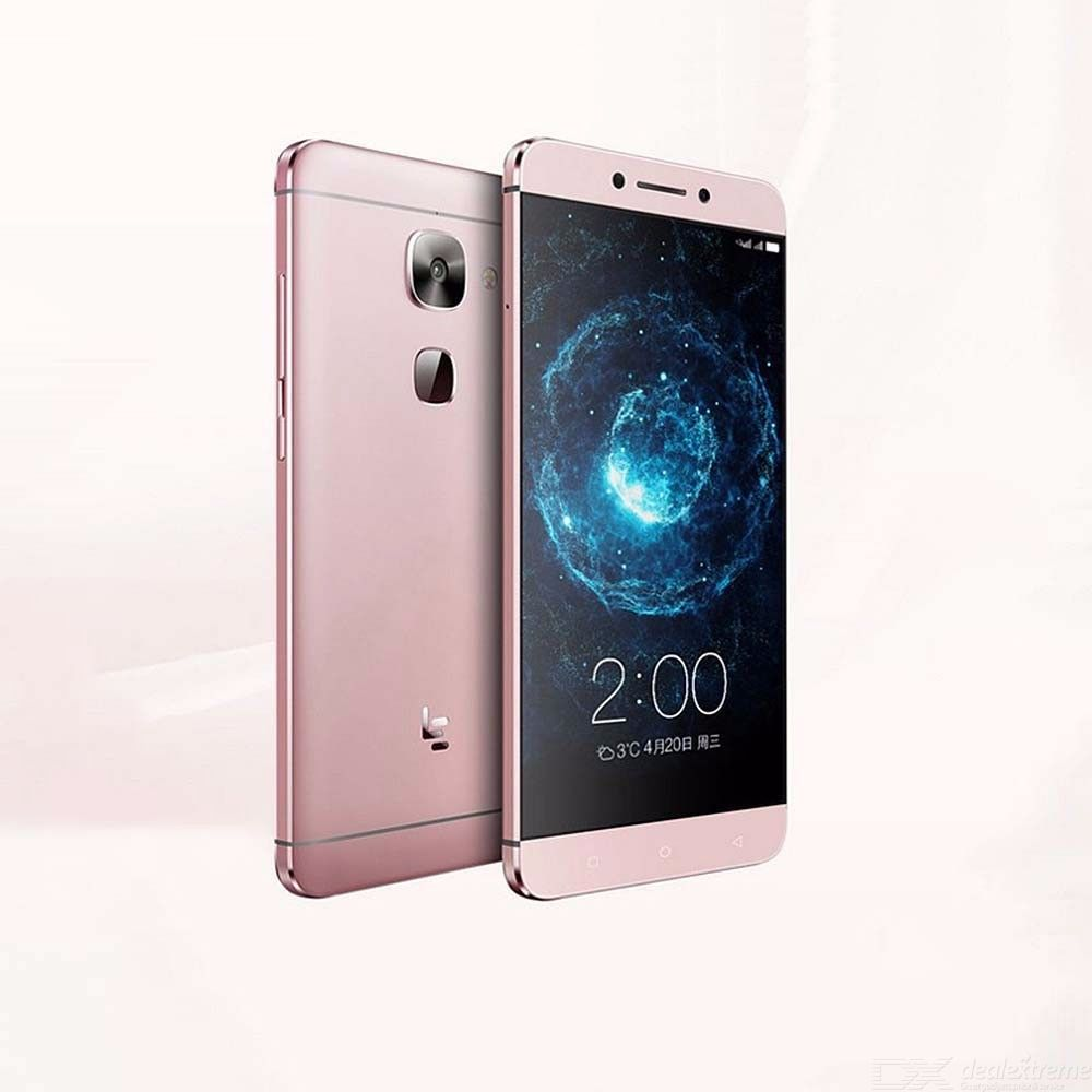 Letv LeEco Le 2 X520 5.5 Inch Smartphone Octa-core Dual Cameras 3GB RAM 64GB ROM W/1PC Type-C Cable 1PC US Charger