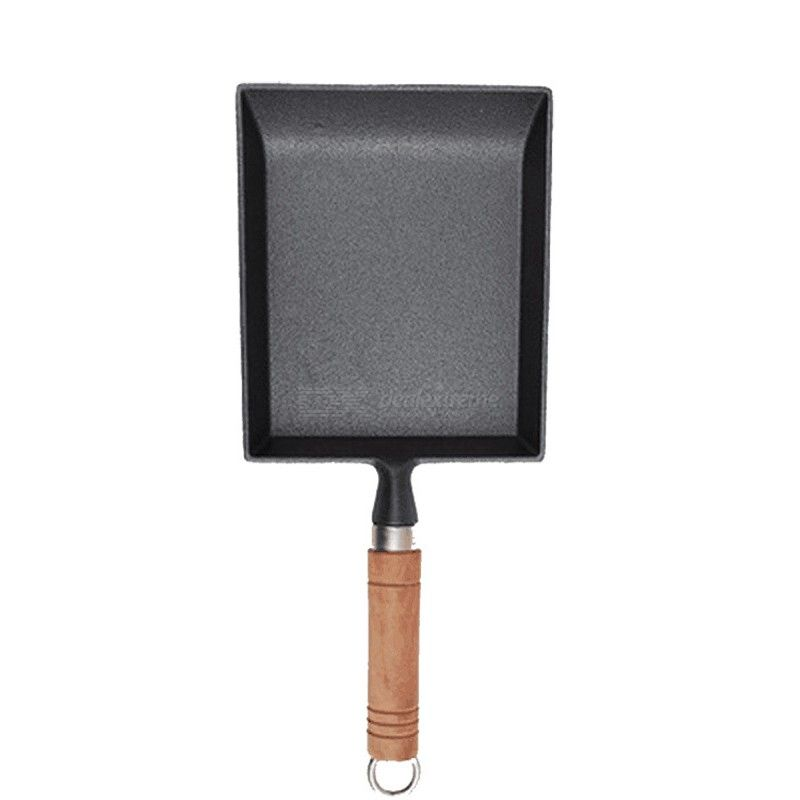 Non-stick Frying Pans Without Cover Western Style Egg Pancake Cooking Tool Kitchen Accessories