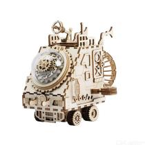 Creative-3D-Puzzle-Set-DIY-Wooden-Mars-Probe-Shaped-Music-Box-Building-Kit