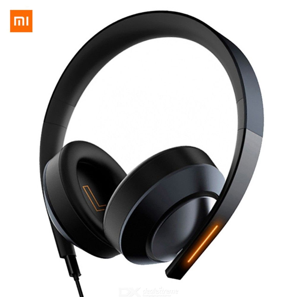 Xiaomi Gaming Headphones 7 1 Mi Virtual Surround Stereo With Backlight  Anti-noise Headset