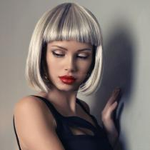 30CM-Short-Straight-Bob-Wig-Stylish-Synthetic-Hair-For-Parties-Daily-Use