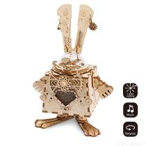 Creative-3D-Puzzles-DIY-Wooden-Rabbit-Shaped-Music-Box-Building-Kit