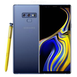 Samsung Galaxy Note 9 N9600 6,4 Дюйма LTE 6 ГБ / 8 ГБ RAM 128 ГБ / 512 ГБ ROM Android-смартфон