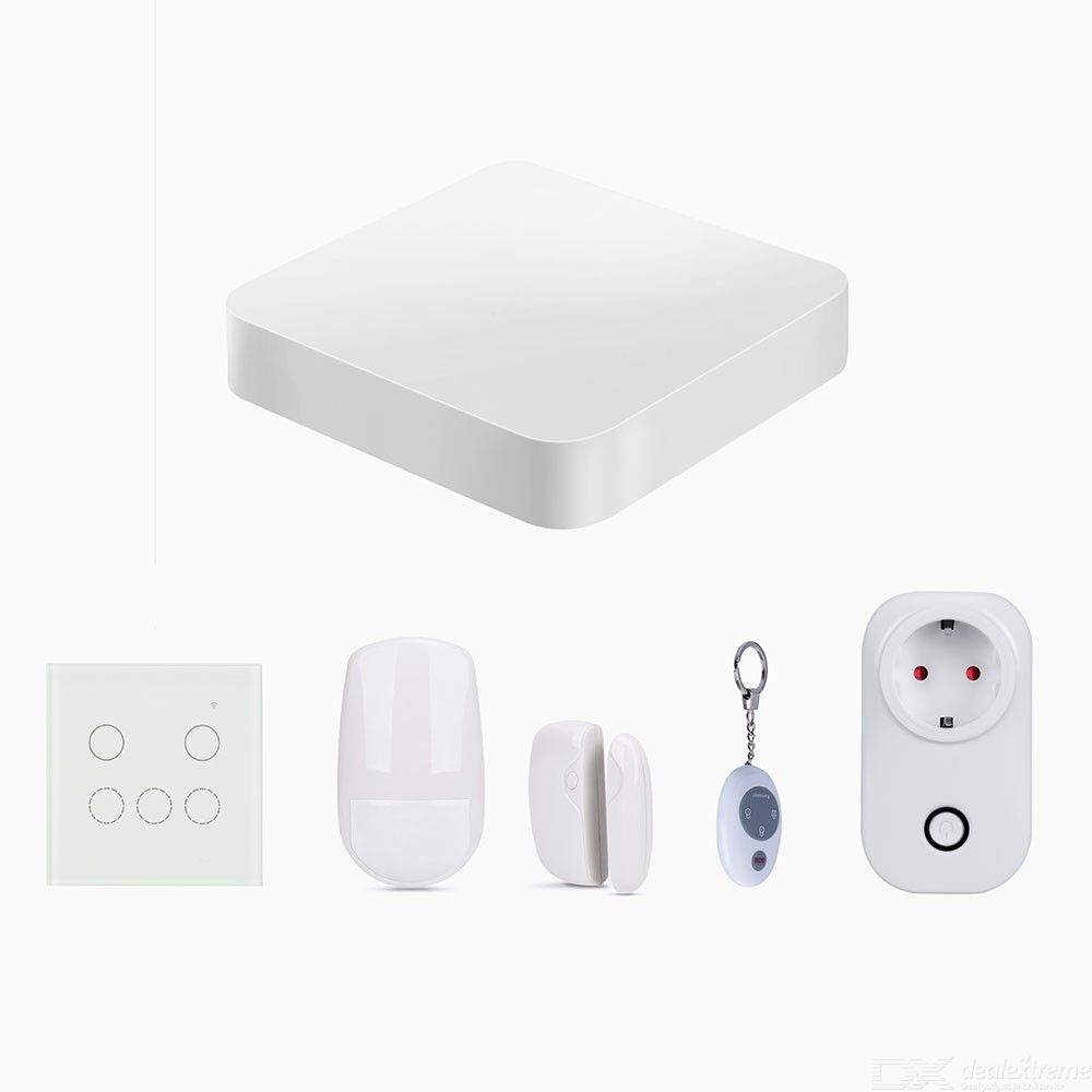 6-in-1-Wireless-Home-Security-Kit-Smart-Alarm-System-Works-With-Google-Home-IFTTT-NEST