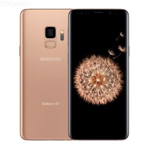 Samsung Galaxy S9 G960fd 5.8quot Lte Telefone 4 Gb Ram, 128 Gb Octa Núcleo Android Smartphone - Ouro