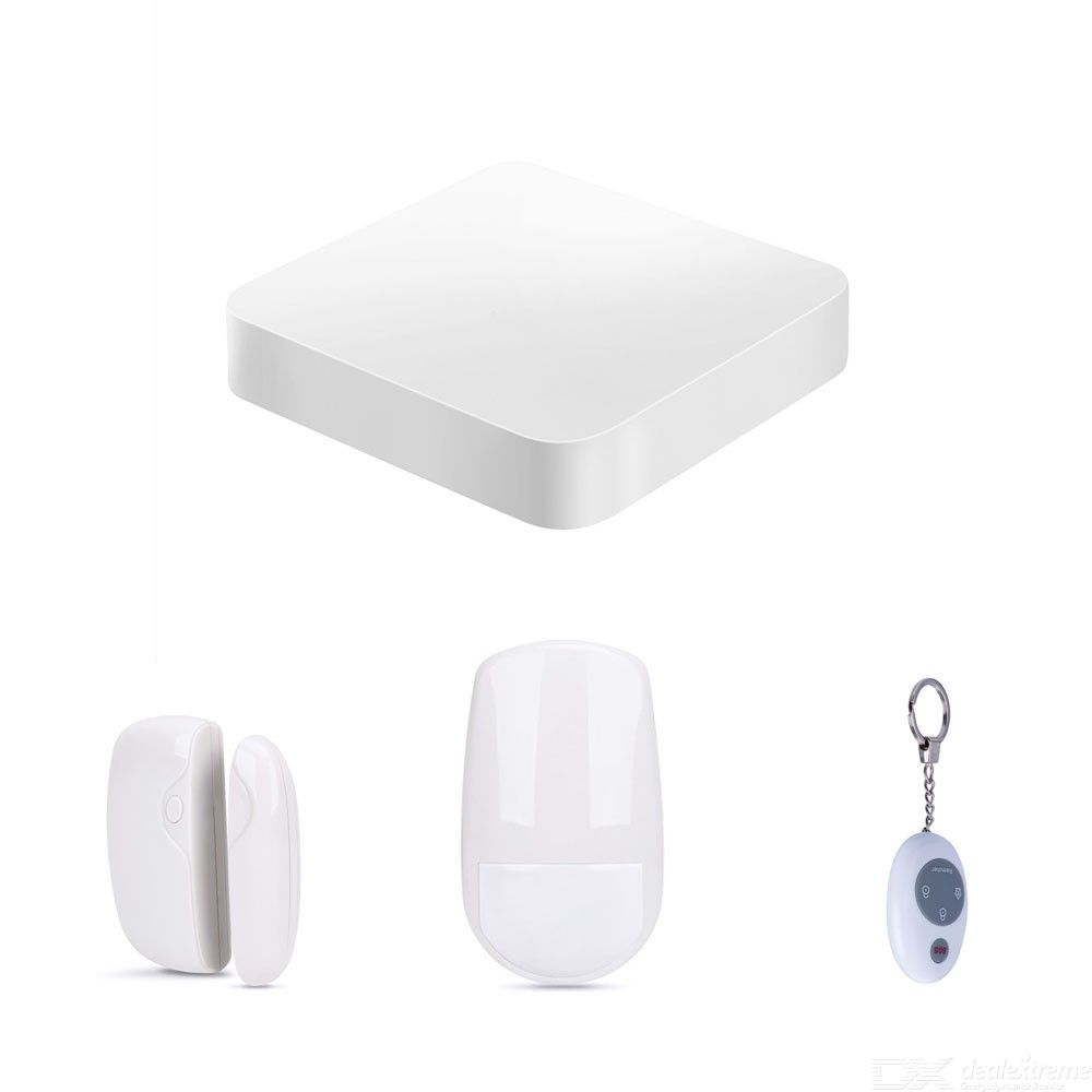 4-in-1-Wireless-Home-Security-System-Kit-Smart-Door-Alarm