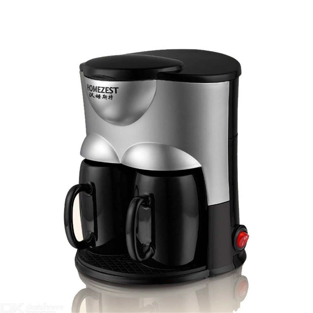 HOMEZEST-CM-802-300W-150ml-Electric-Drip-Coffee-Tea-Maker-Household-Machine