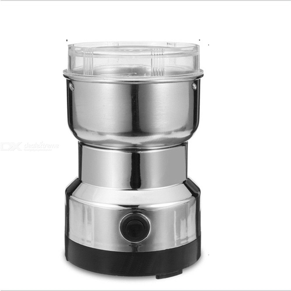 150W-Electric-Coffee-Grinder-Pepper-Spice-Nuts-Seeds-Coffee-Bean-Medicinal-Grind-Machine