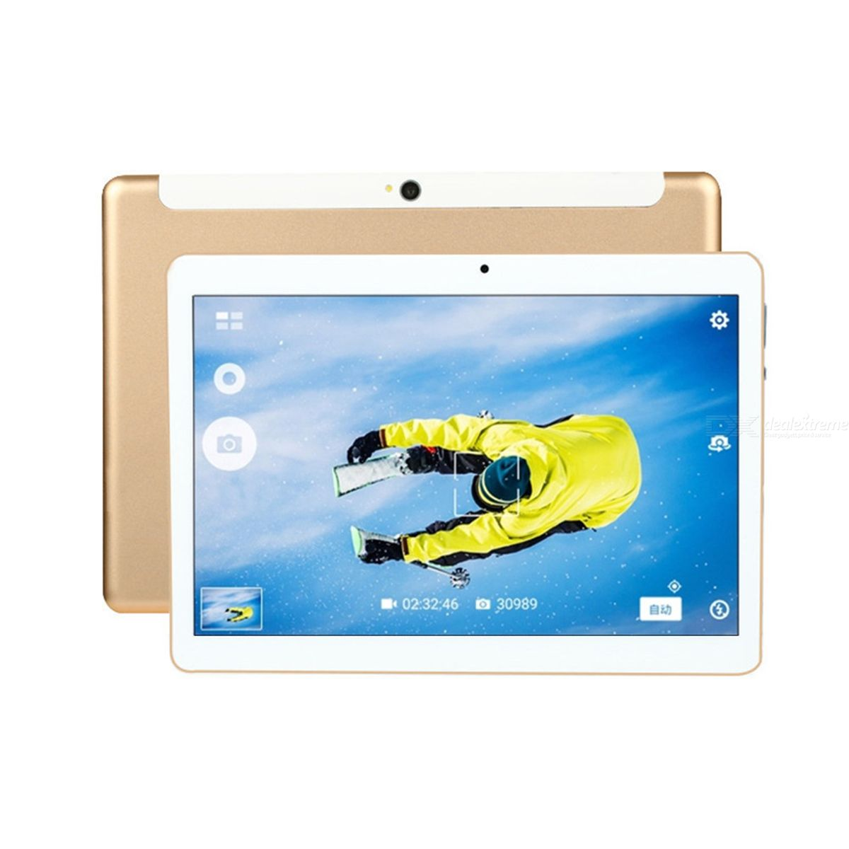 Binai Mini10 Octa-Core Android 7.0 10.1quot Tablet PC with 2GB RAM, 32GB ROM