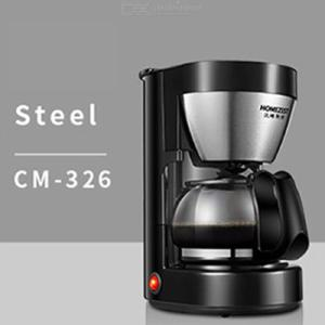 HOMEZEST CM-1002 600W Full-automatic Mini Drip Coffee Maker Machine For Home Office