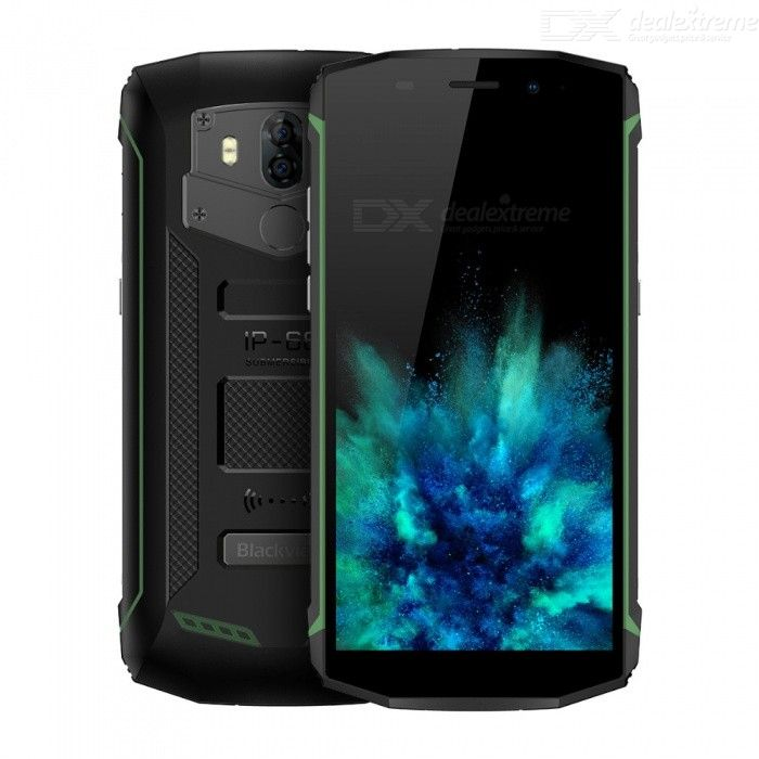Blackview BV5800 5.5 Inches Quad-Core 1.5GHZ Mobile Phone