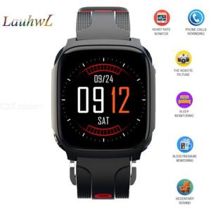 IP67 Waterproof Smart Watches Sport Heart Rate Sleep Monitor Wearable Devices Support Android OS