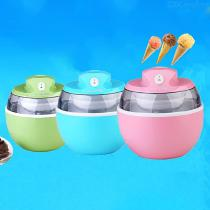 Portable-Household-Mini-DIY-Fruit-Milk-Ice-Cream-Makers-Machine-7W-220V