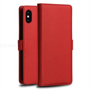 Mobile Phone Business Flip Cases With Holder For IPHONE XR