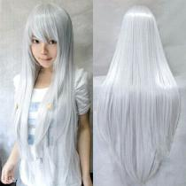 Anime-Long-Straight-Synthetic-Hair-Cosplay-Role-Play-Costume-Heat-Resistant-Wigs-Silver-White