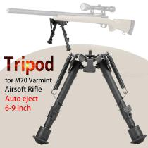6-9-Inch-Bipod-Aluminum-Alloy-Caliber-Stand-For-M70-Rifle