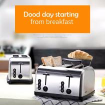 Multifunction-Stainless-Steel-Electric-Toaster-Full-automatic-Baking-Bread-Sandwich-Maker-Breakfast-Machine-220V