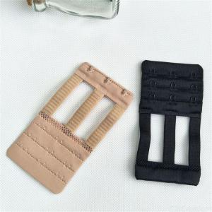 Three Rows Of Three Buckles For Bras Lengthened Extenders Fiber Back Button Underwear Accessories