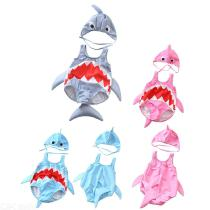 Cute-Shark-Swimsuit-One-piece-Swimsuit-For-Baby-Boys-Girls-1-3-Years-Old