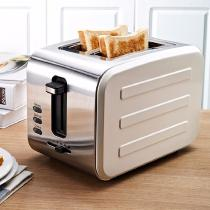 Multifunction-Stainless-Steel-Electric-Toaster-Baking-Bread-Sandwich-Maker-Breakfast-Machine-220V