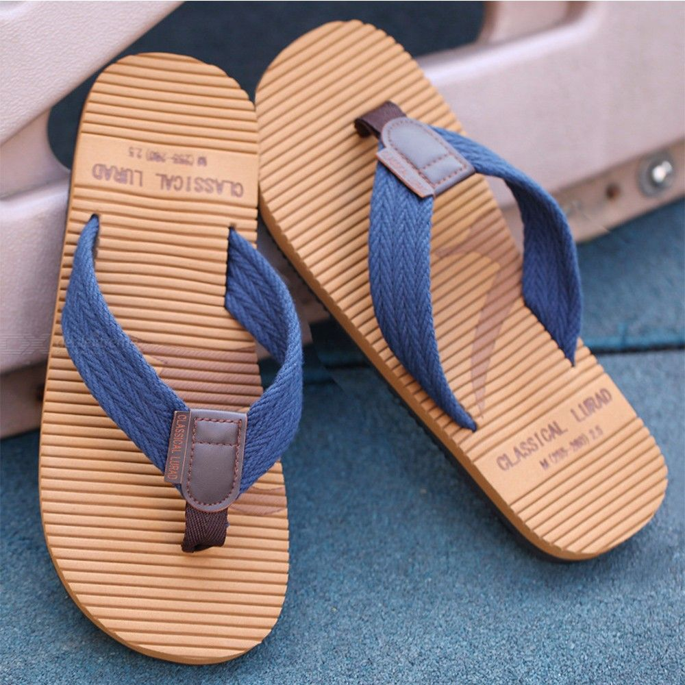 LURAD-Summer-Mens-Flip-Flops-Casual-Sewing-Slippers-Beach-Skid-Resistance-Sandals-For-Men