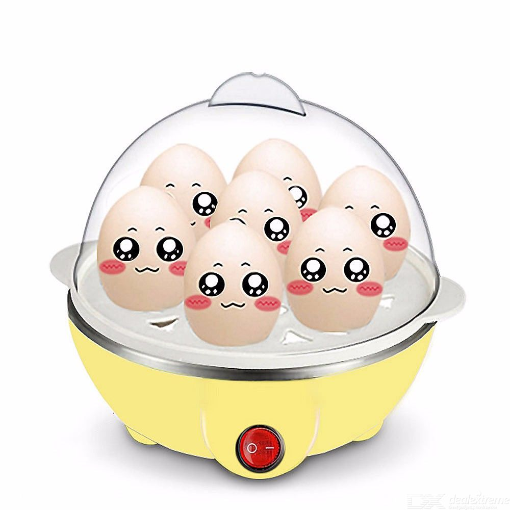 Multifunctional-Electric-Mini-Egg-Boiler-Cooker-Steamer-Automatic-Power-Off-350W-220V