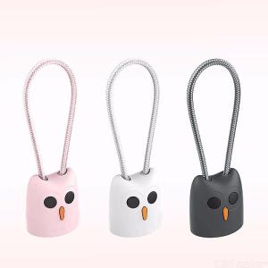 24CM Lightning Cable Portable Cartoon Owl Charging And Syncing Cable For IPHONE