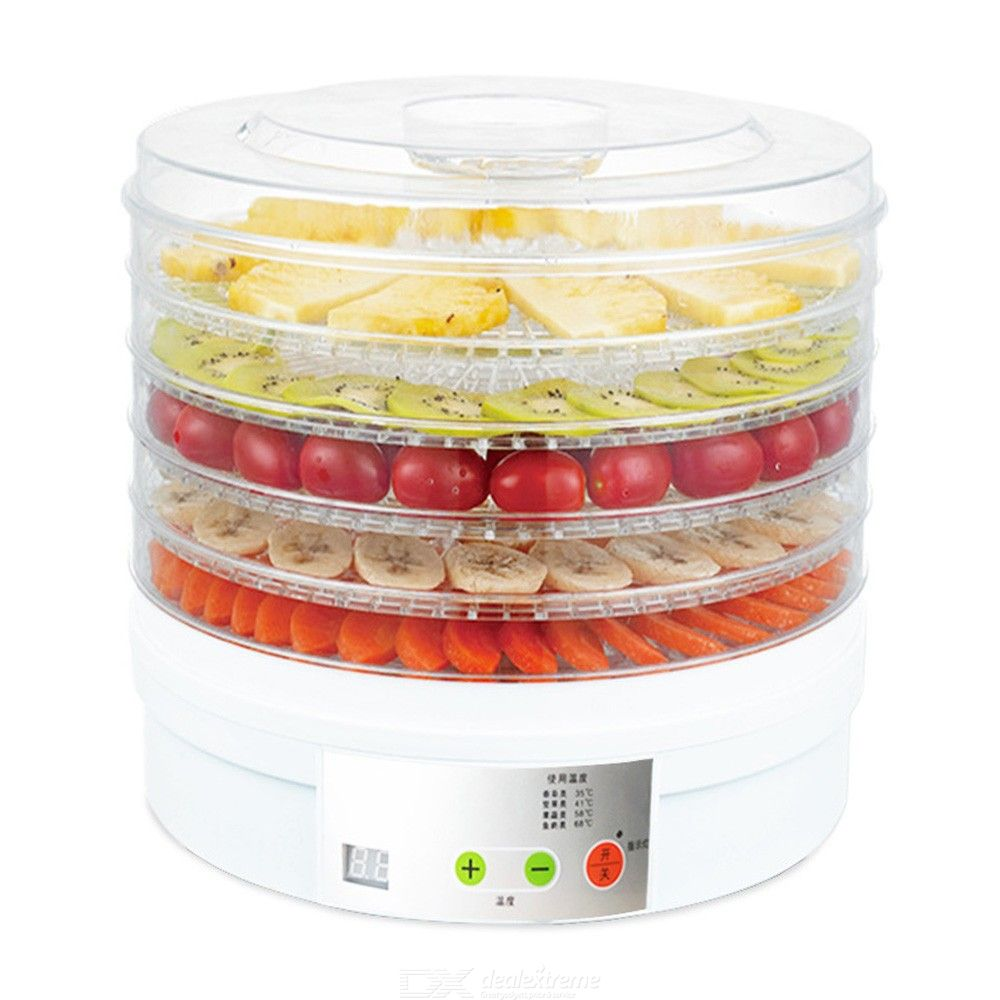 Five-Layers-Dryer-Food-Fruit-And-Vegetable-Pet-Snacks-Meat-Dehydration-Machine-250W-220V
