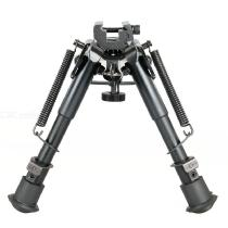 6-9-Inch-Bipod-Aluminum-Alloy-Caliber-Stand-For-Rifle