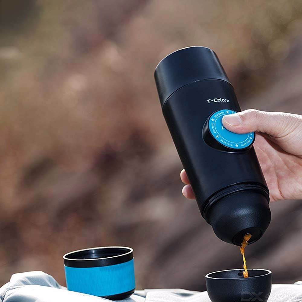 Mini-Portable-Manual-Espresso-Coffee-Maker-Machine-USB-Integrated-Grinder