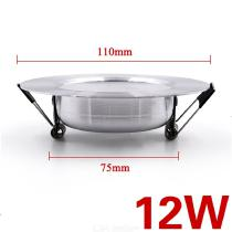 110-X-75mm-Round-LED-Downlight-Fixture-12W-Ceiling-Lamp-For-Dining-Room