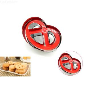 65 X 43mm Cookie Cutter Stainless Steel Cake Mold For Baking