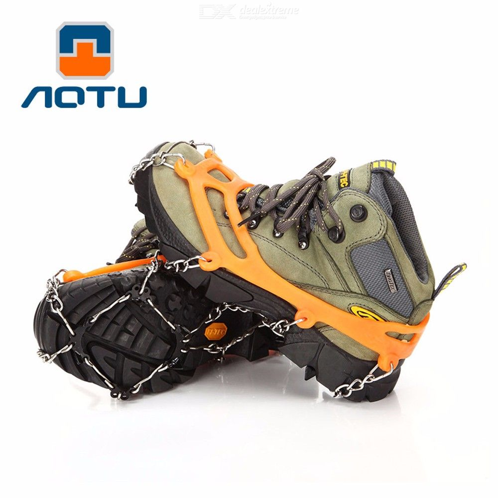 Eight-tooth-Cramp-Anti-skid-Shoe-Cover-Snow-Anti-wear-Anti-skid-Climbing-Cramp-Outdoor-Supplies