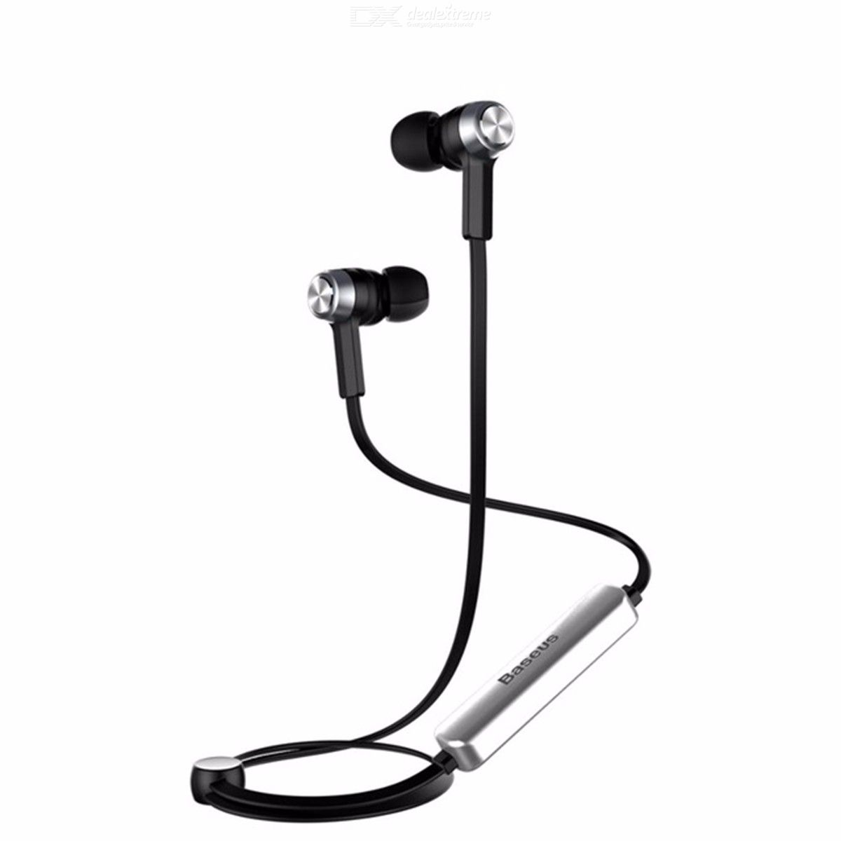 Magnet Wireless Bluetooth Earphones Sport V4.1 Headset With Mic Stereo Earbuds For IPHONE Xiaomi