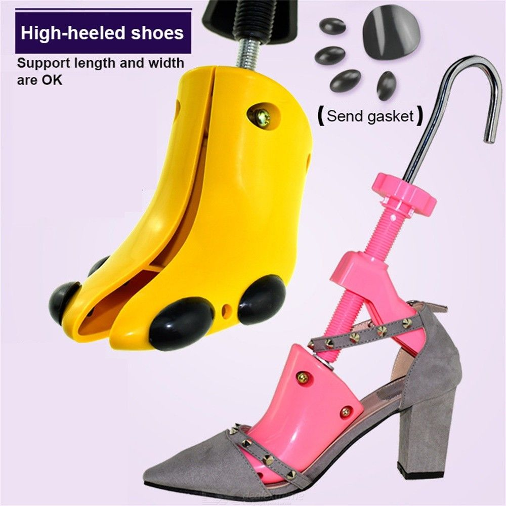 Expansion-Shoes-Accessories-Adjustable-Boot-Plastic-Expand-Shoes-Trees