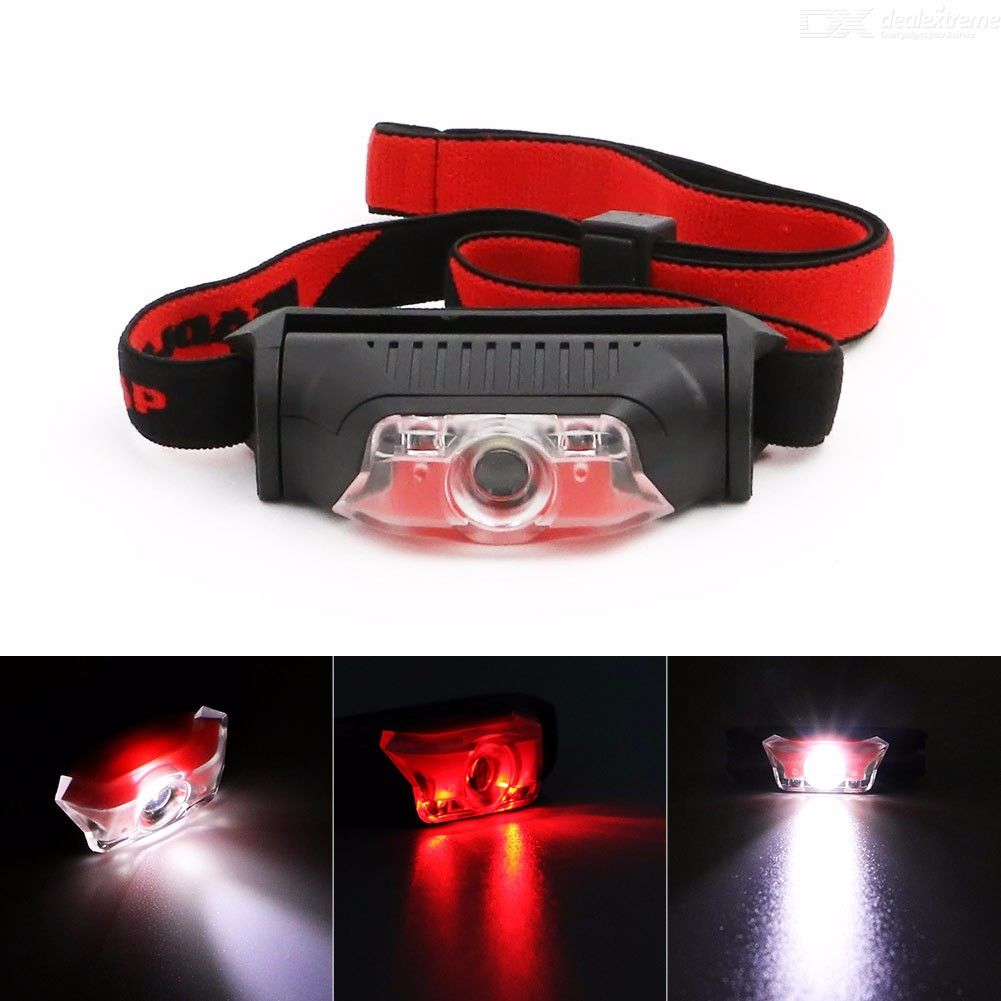 CREE LED Mini Bright Head Lamp Small Head Lamp Outdoor Night Riding Waterproof Lighting